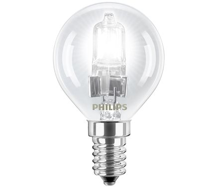 Philips EcoClass30Kugel 18W E14 klar