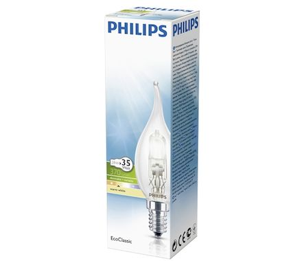 Philips EcoClass30 346 Schwanenh 28W E14