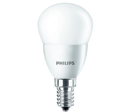 Philips Boule LED40W(5.5W)E14 n.d. mat b