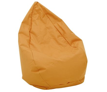 Sitzsack Nevo Stoff orange 200 Liter