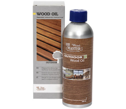 WM Outdoor Wood Oil 500ml