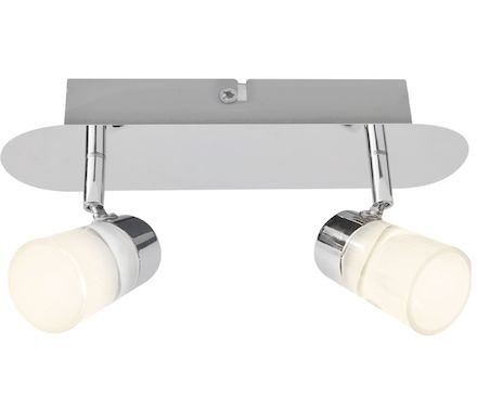 SPOT Copo chrome 2x6W LED