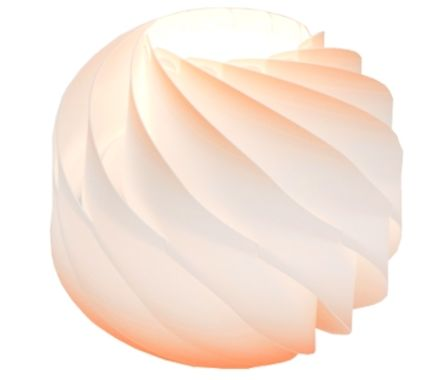 TL Bianca orange 2.7W LED