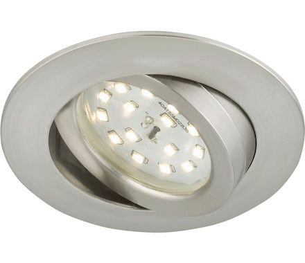 EBSP nickel 5W LED D:8.2CM