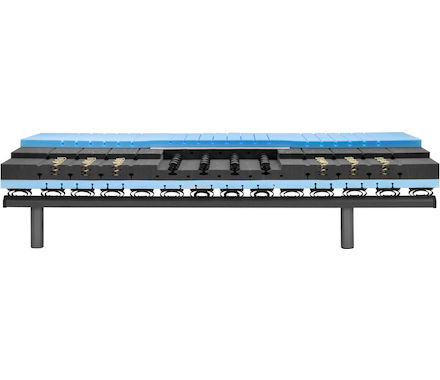 materasso Top balance 16 90x200cm medium