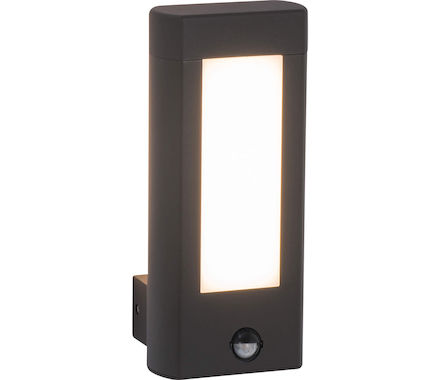 LAMP. EST. LDP Sury antracite 2x4.5W LED