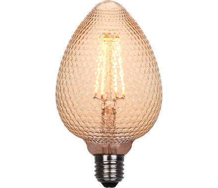LED Vintage Facet 2W E27 D:10cm