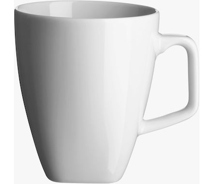 Tasse Purely White
