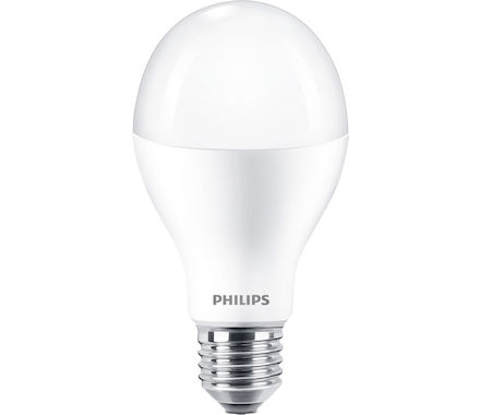 Philips LED 18.5W(120W) E27 matt ww