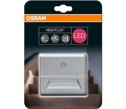 OSRAM Nightlux Stair Argenteo