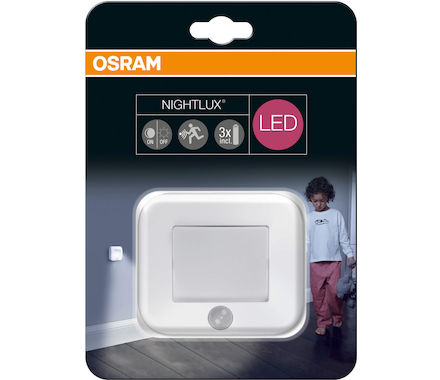OSRAM Nightlux Hall Bianco