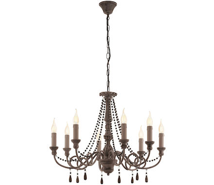 EGLO suspension taupe-antique COLCHESTER