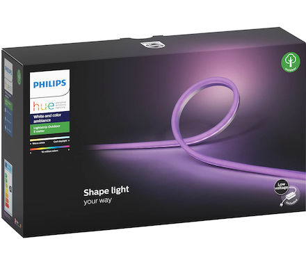 Philips Hue LED Stripes Outdoor 5m