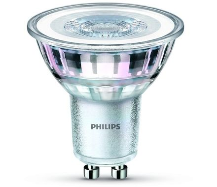 Philips LED Riflettore GU10 (4.6W) 50W