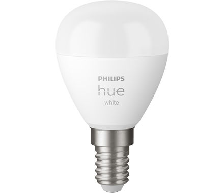 Philips Hue White E14 Tropfen Duo 2x5.7W