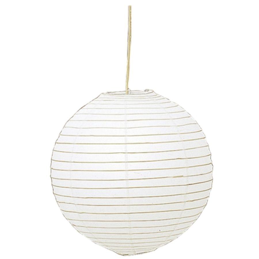 suspension papier de riz boule matriau papier de riz luminaire papier japonais luminaire. Black Bedroom Furniture Sets. Home Design Ideas