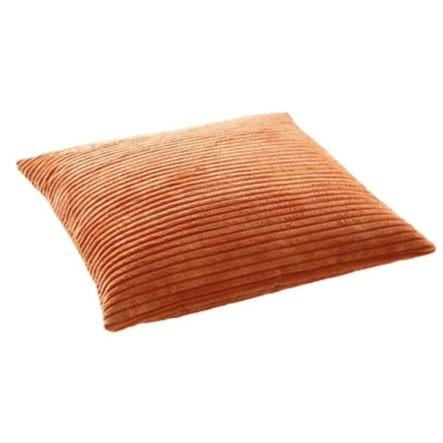 Cuscini decorativi fanny poliestere arancione a 45 l 45 cm - Cuscini decorativi ...