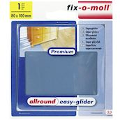 fix-o-moll PTFEGlider 80x100mm