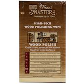 WM Wood Polish Wipes