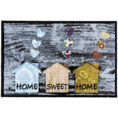 Fussmatte Inspiration Sweet Home 50x75cm