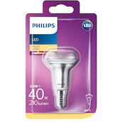 Philips LED Refl.CLA2.8W(40W) E14 36° ww
