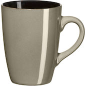 Kaffeetasse Scuro 310ml grau
