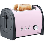 Toasteur Retro rose Trisa
