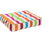 Cuscino Stripes 50x50x10cm colorato
